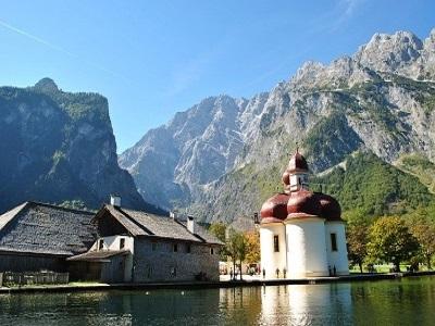 Alpy Bawarskie - wycieczka