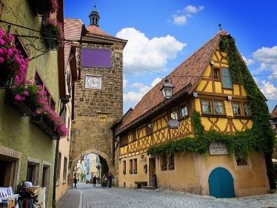 Rothenburg - wycieczka do Bawarii