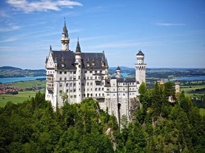 Wycieczka do Bawarii - Alpy Bawarskie