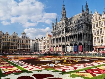 Wycieczka do Brukselii