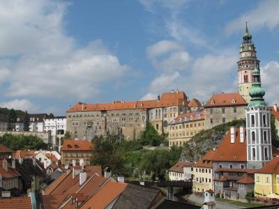 Wycieczka do Czeskiego Krumlova
