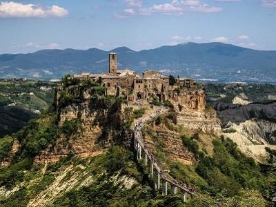 Bagnoregio - wycieczka do regionu Lacjum