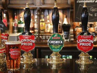 Londyn wycieczka piwna