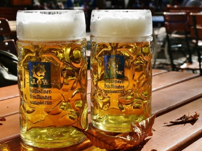 Piwo Monachium. Wycieczka piwna do Bawarii.