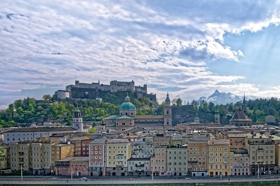 Salzburg - wycieczki obazdowe dla grup.