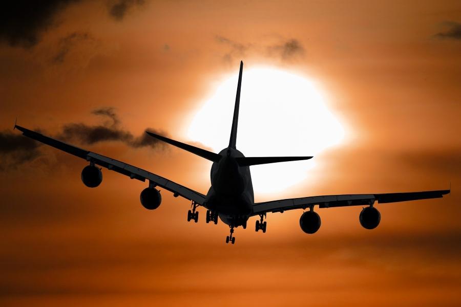 Wycieczka motywacyjna samolotem