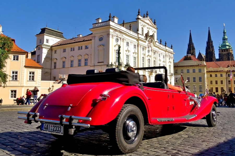 Wyjazd motywacyjny Praga LIPSA TRAVEL