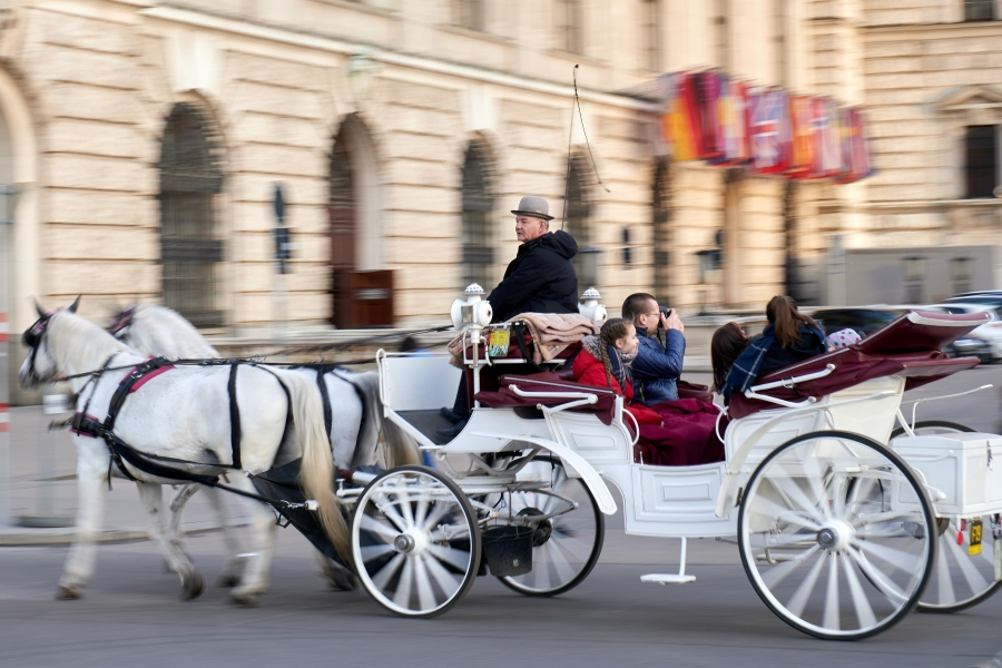 Dorożka w Wiedniu wyjazd motywacyjny