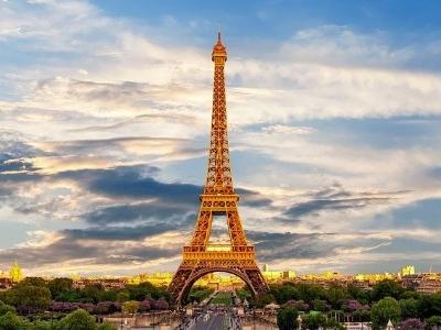 Paryż - wycieczka samolotem