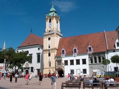 Wycieczka do Bratysławy