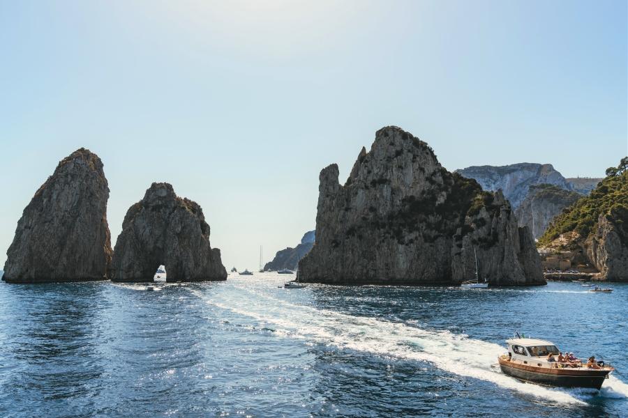Wyjazd motywacyjny Południowe Włochy LIPSA TRAVEL