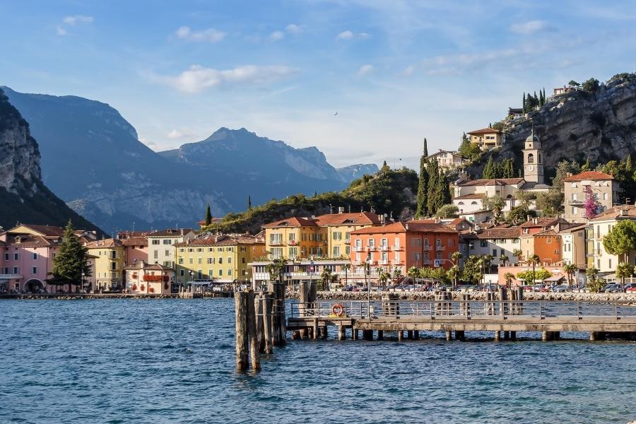 Wyjazd motywacyjny do Włoch Jezioro Garda LIPSA TRAVEL