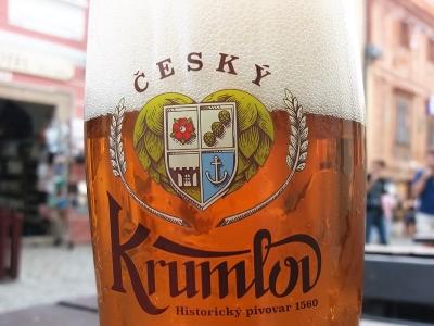 Wycieczka czeskie browary i minibrowary, kufel piwa z Czeskiego Krumlova