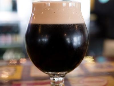 Wycieczka na piwo do Austrii i kufel ciemnego piwa