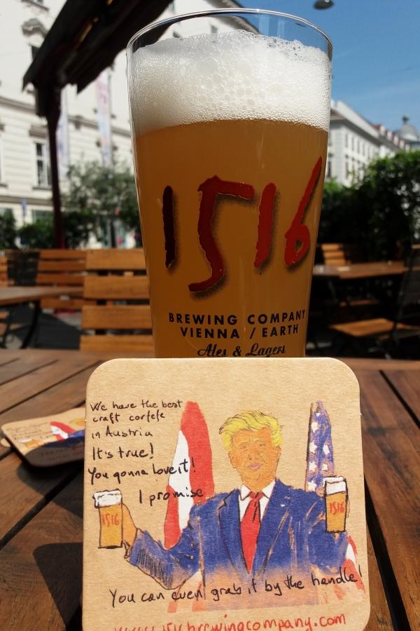 Piwo w Wiedniu