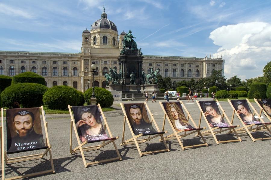 Wycieczka do Wiednia dla grup. Plac Marii Teresy i muzea