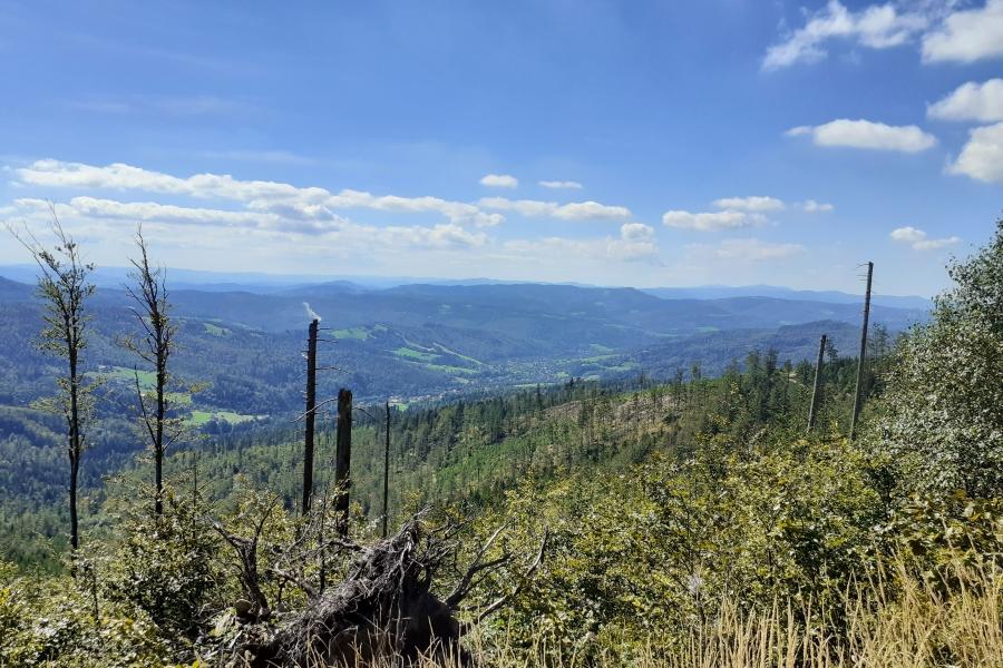 Wycieczka górska Skrzyczne - Przełęcz Salmopolska z LIPSA TRAVEL