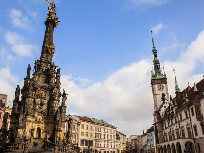 Wycieczka Czechy Austria ze zwiedzaniem Ołomuńca