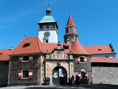 Wycieczka do Ołomuńca i wizyta w zamku Bouzov