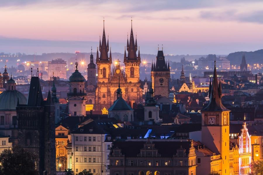 Wycieczka do Czech do Pragi