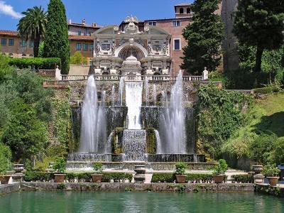 Wycieczka do Lacjum i Rzymu z wizyta w Tivoli.