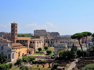 Wycieczka do Lacjum i Rzymu ze zwiedzaniem Forum Romanum