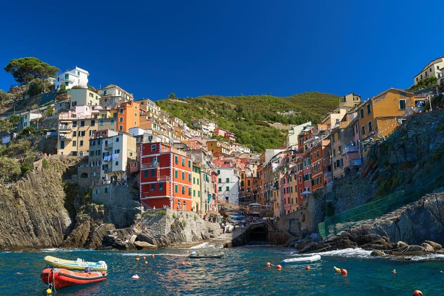 Wycieczki do Włoch z pobytem w Cinque Terre