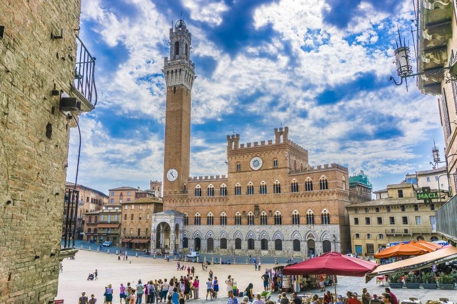 Wycieczki do Włoch ze zwiedzaniem Sieny
