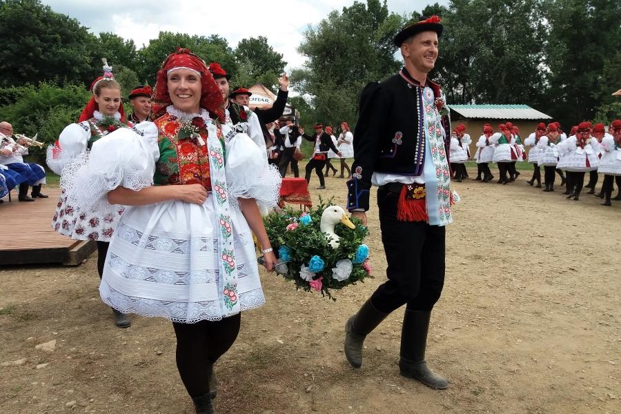 Wycieczka na Morawy z folklorem w tle