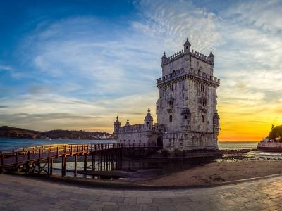 Torre de Belem - wycieczka do Lizbony